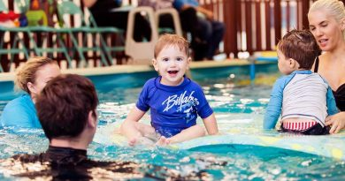 Jump Swim School Franchise Opportunity