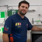 James Jacka Divisional Manager of the Jim's Test and Tag Franchise and Jim's Fire Safety Franchise Australia