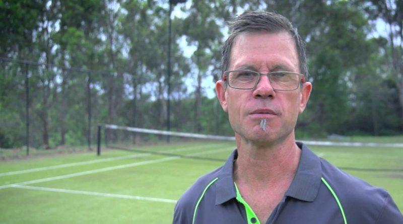 Alan Dean from Sportzing
