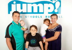 Jump Swim School Franchise Opportunity Australia