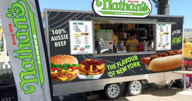 Nathan's Famous Presents: A Mobile Business Franchising Opportunity Australia-Wide!